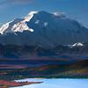 Denali In Close - Denali National Park, Alaska