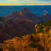First Glances Of Light In Morning - North Rim, Grand Canyon Nat Park, Arizona