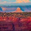The North Rim From Toroweap Overlook - North Rim, Grand Canyon Nat Park, Arizona