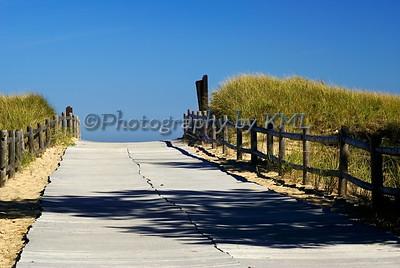 Walkway to the Ocean