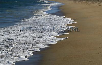 White Sea Foam