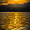 Sunrise Over Lake Iroquois