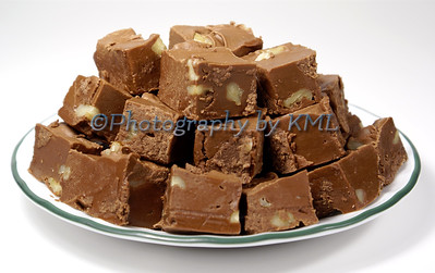 Fudge with Nuts