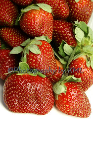 Pile of Strawberries