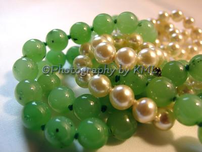 Pearls and Jade