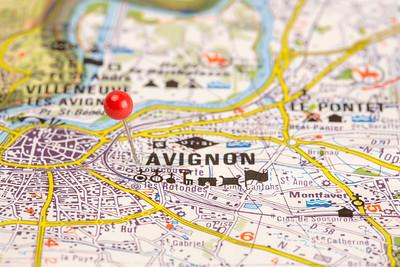 Destination Avignon France