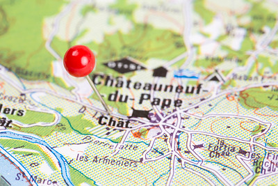 Destination Chateauneuf Du Pape, France
