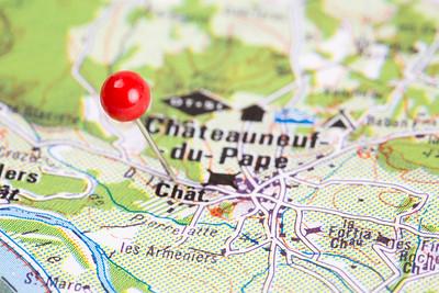 Destination Chateauneuf Du Pape, France