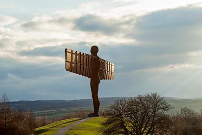 The Angel Of The North, Gateshead