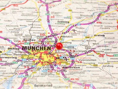 Destination Munchen