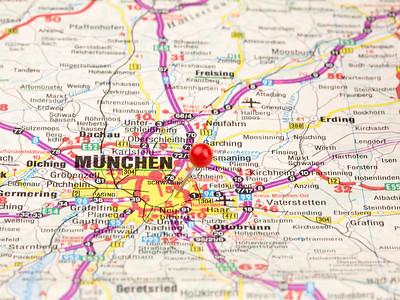Destination Munchen