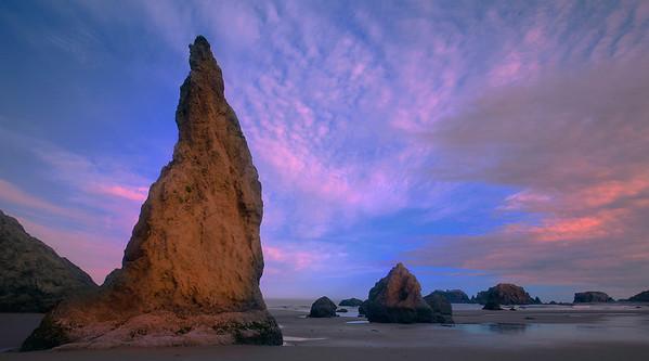 Oregon Coast, Oregon Oregon Coast, Oregon Stock Images_1