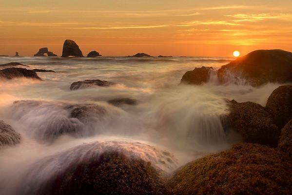 Oregon Coast, Oregon Stock Images_53