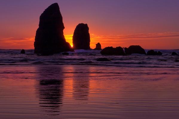 Oregon Coast, Oregon Stock Images_8