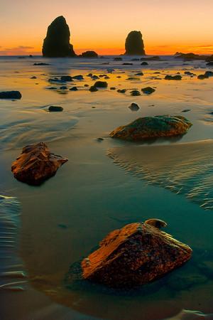 Oregon Coast, Oregon Stock Images_23