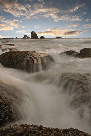 Oregon Coast, Oregon Stock Images_39