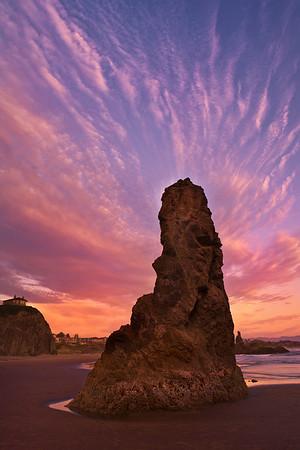 Oregon Coast, Oregon Stock Images_68