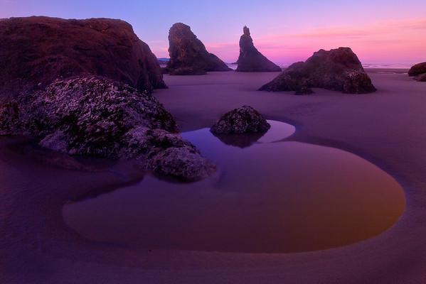 Oregon Coast, Oregon Stock Images_34