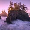 Samuel Boardman Morning Light From Arch - Samuel Boardman State Park, Southern Oregon Coast