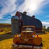 Old Ford Barn _The Palouse_Eastern Washington