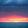Sunset Breaking Under Storm Clouds On Steptoe - The Palouse Region, Washington