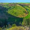 The Giant U Shaped Palouse River -The Palouse, Eastern Washington And Western Idaho