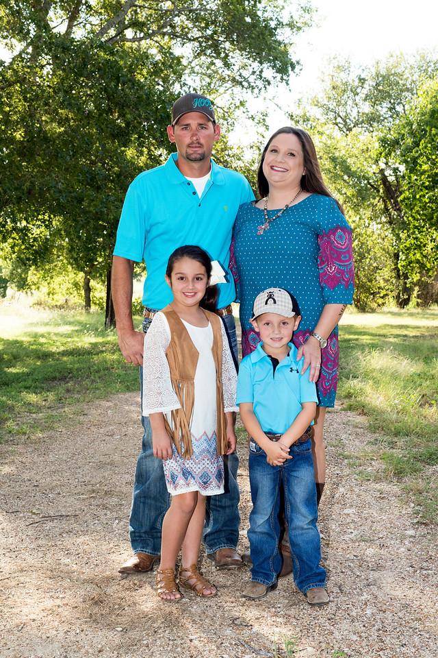 The McKain Family