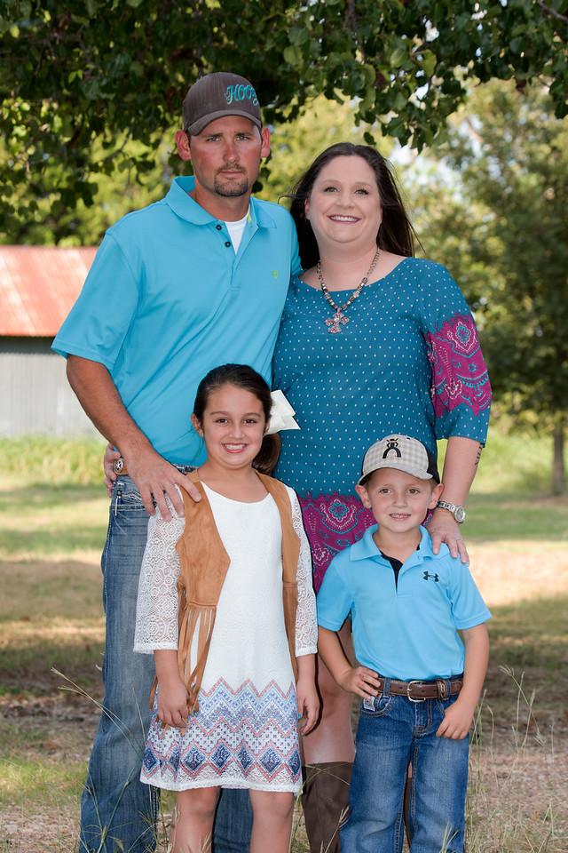 The McKain Family 9-24-2016
