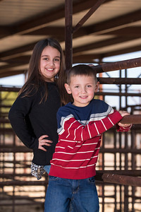 Jadyn and Travis Portraits