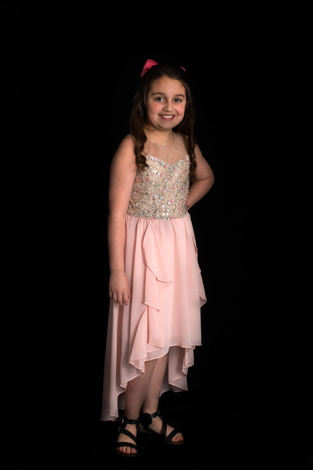Jadyn and Zack Portraits - Father Daughter Dance 2-24-2018