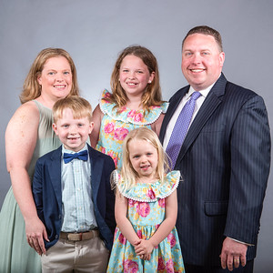 Patton Baptist Church Portraits - Spring 2018