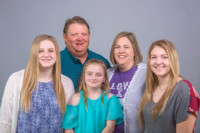 Patton Baptist Church Portraits - Spring 2018