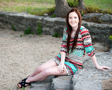 Shelby's Senior Portraits 4-26-2014