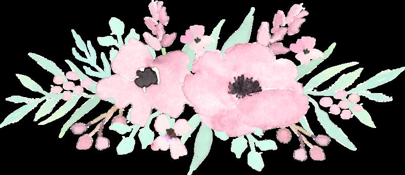 Watercolor Graphics - Clip Arts