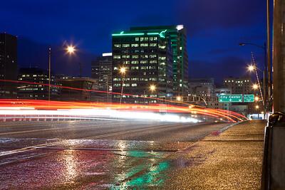 PDX_bridges_night