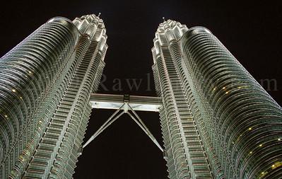 Kuala Lumpur Petronas Towers - Malaysia - ©Rawlandry