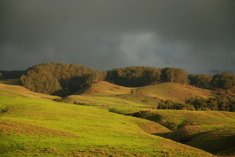 upcountry storm