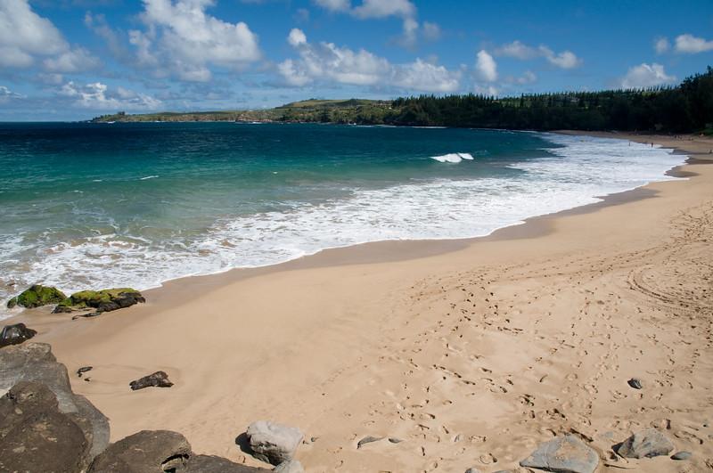 Kapalua - DT Fleming Beach blues