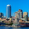 The Heart Of Seattle - Seattle Waterfront - Seattle, WA