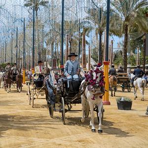 Jerez, Spain - Feria Del Caballo