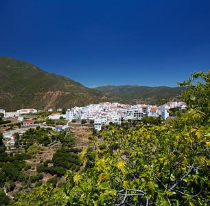 Istan Village, Spain