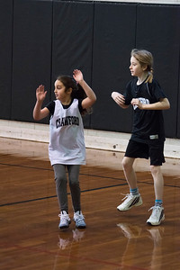 Crawford Girls Basketball - 3rd and 4th Grade - 1-7-2017