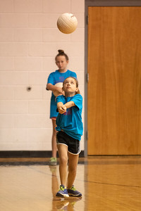 Crawford Volleyball Camp 2018