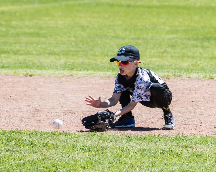 J and Z Bulldozing Baseball Game 3-25-2017