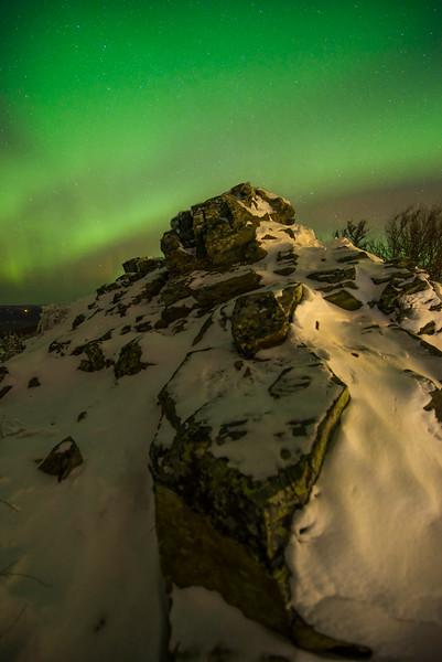 Stones Of Ancient -Ester Dome, Fairbanks, Alaska