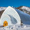 Ice Igloo Chena Hot Spring -Chena Hot Springs Resort, Fairbanks, Alaska