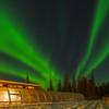 The Gardens Of Light -Chena Hot Springs Resort, Outside Fairbanks, Alaska