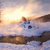 Pano Of River And Dragon_Pano -Chena Hot Springs Resort, Outside Fairbanks, Alaska