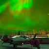 Under A Green Sky -Chena Hot Springs Resort, Fairbanks, Alaska