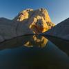 Mushroom Reflections White Pockets, Vermillion Cliffs, AZ